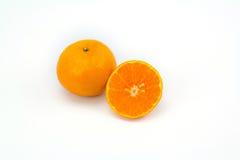 owoce pomarańczowe Zdjęcie Stock