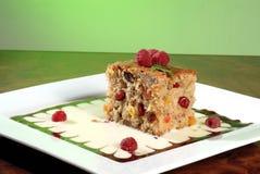 owoce słodkie ciasta Obraz Stock