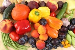 owoce, warzywa Zdjęcia Royalty Free