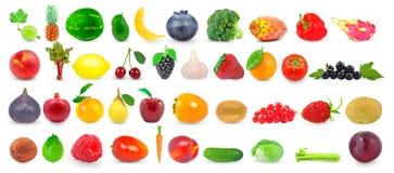 owoce, warzywa Fotografia Royalty Free