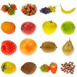 owoce zbioru Fotografia Stock