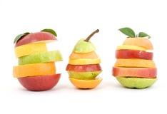 owoce zmieszana fotografia stock