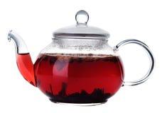 owocowa herbata Obrazy Royalty Free