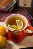 Owocowa herbata Zdjęcia Royalty Free