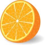 owocowa pomarańcze Obrazy Stock