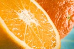 owocowa pomarańcze Zdjęcia Royalty Free