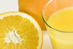 owocowa pomarańcze Zdjęcie Stock