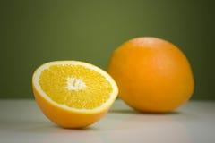owocowa pomarańcze Obrazy Royalty Free