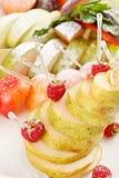 owocowa sałatka Fotografia Stock