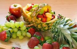 owocowa sałatka Zdjęcie Royalty Free