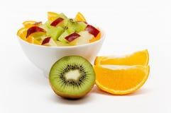 owocowa sałatka Obraz Royalty Free