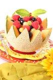 owocowa sałatka Zdjęcia Stock