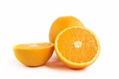 owocowa soczysta pomarańcze Zdjęcia Stock