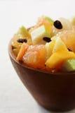 owocowa zdrowa sałatka Fotografia Royalty Free