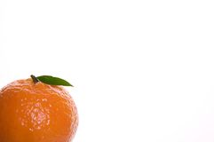 owocowe pomarańcze zdjęcia stock