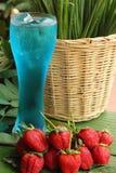 Owocowe Truskawkowe jagody Zdjęcie Royalty Free