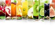 Owocowego napoju mieszanka Zdjęcia Royalty Free
