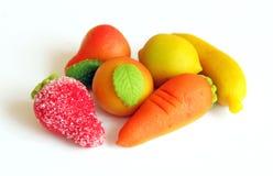 owocowi marcepany Zdjęcie Royalty Free