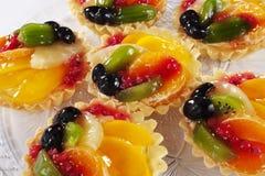 owocowi tarts obraz stock