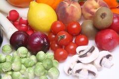 owocowi warzywa Fotografia Stock