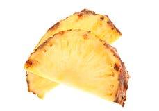 owocowy ananasowy plasterek Zdjęcie Royalty Free