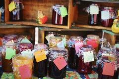 owocowy dżem zgrzyta marmalade obrazy royalty free