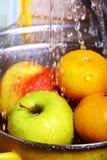 owocowy domycie Fotografia Royalty Free