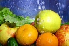 owocowy domycie Zdjęcie Stock