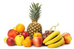 owocowy egzota set Fotografia Stock