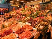 Owocowy handlowiec obrazy stock