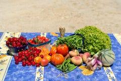 Owocowy i warzywa Zdjęcia Royalty Free