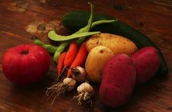 Owocowy i warzywa Obraz Stock