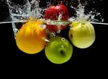 Owocowy i warzywa Fotografia Stock