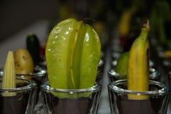 Owocowy i warzywa Zdjęcie Stock