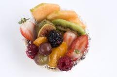 owocowy kulebiak Zdjęcie Stock