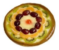 owocowy kulebiak obraz stock
