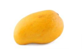 owocowy mangowy kolor żółty Zdjęcia Stock