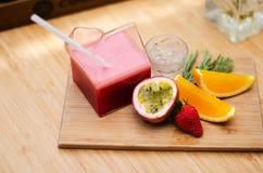 Owocowy napój Zdjęcia Stock