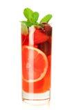 owocowy odświeżający sangria Zdjęcie Royalty Free