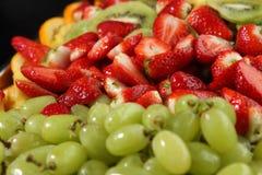 owocowy półmisek Zdjęcia Royalty Free