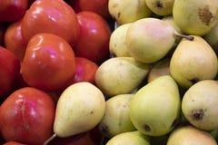 Owocowy pełny ekran zdjęcia stock