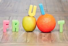 Owocowy pojęcie Zdjęcie Stock