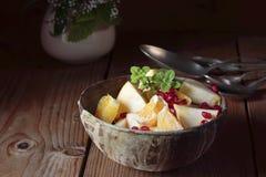 Owocowy puchar Fotografia Stock