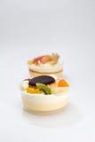 Owocowy pudding Zdjęcie Royalty Free