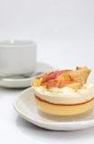 Owocowy pudding Zdjęcie Stock