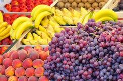 owocowy rynek Fotografia Stock