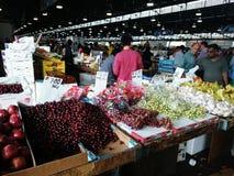 Owocowy rynek Zdjęcia Stock