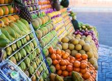 Owocowy rynek obraz royalty free