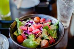 owocowy sałatkowy warzywo Zdjęcia Stock