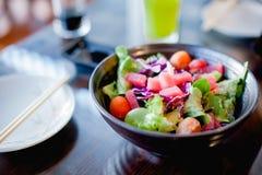 owocowy sałatkowy warzywo Obrazy Royalty Free